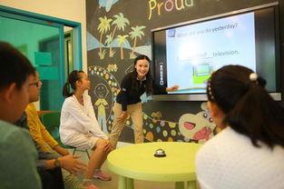 春季开学季北京英孚少儿英语语法课堂开讲啦!