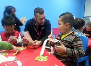 快来参加北京英孚英语分级阅读夏令营吧