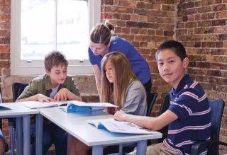 英孚英语学校