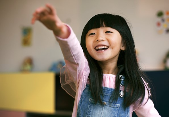 4-8岁英孚英语故事表演营